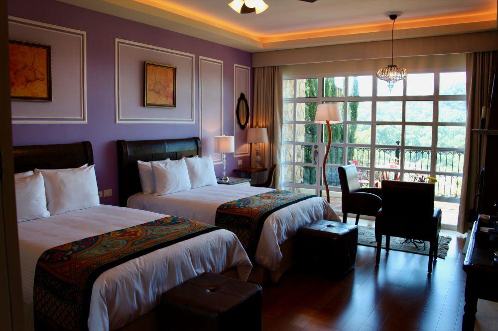 habitaciones Villa Nogal